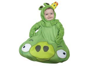 Angry Birds King Pig Infant Costume 0-9 Months