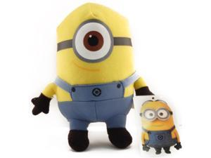 "Despicable Me 6"" Plush One Eyed Minion Stuart"