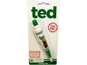 Ted The Movie Talking Pen: Rated R