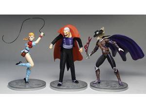 Vampire Hunter D Pvc Set Of 3