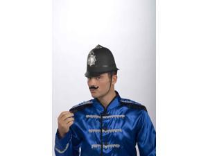 London Officer Costume Bobby Hat Adult