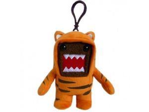 "Domo 4"" Plush Clip On: Tiger Domo"