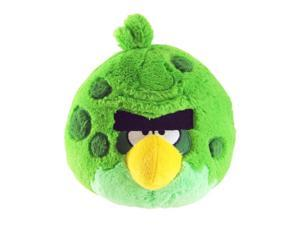 """Angry Birds 8"""" Green Space Bird Plush Officially Licensed"""
