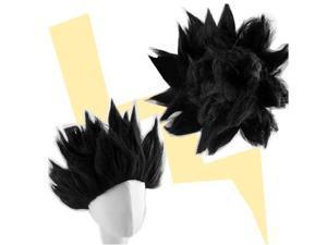 Cosplay Costume Wig Dragon Ball Z Goku Japan Anime Wig Hair Black