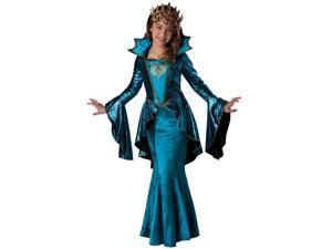 Medieval Queen Child Costume 12