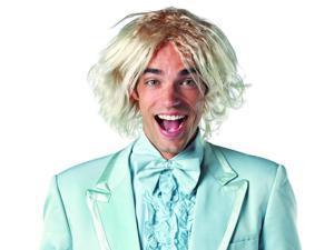 Dumb Dumber Harry Costume Accessory Wig
