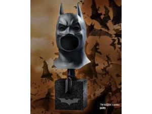 Batman Miniature Batman Begins Cowl By Noble Collection