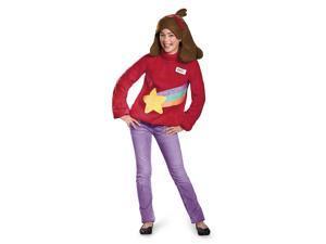 Gravity Falls Disney Classic Mabel Tween Costume 14-16