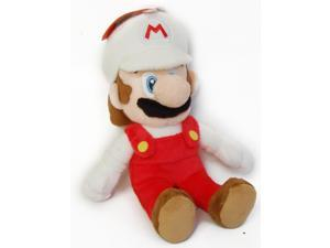 "Super Mario Brothers Fire Mario 8"" Plush"