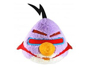 """Angry Birds 5"""" Purple Space Bird Plush Officially Licensed"""