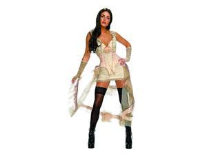 Jonah Hex Megan Fox Deluxe Leila Sexy Adult Costume White Medium