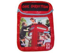 1D One Direction Fabric iPad Sleeve