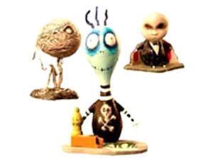 Tim Burton Tragic Toys For Boys And Girls Set #2