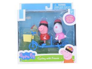 "Peppa Pig 3"" Mini Figure 2-Packs Set of 3"