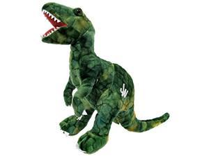"Jurassic World 11"" Plush Green Raptor"