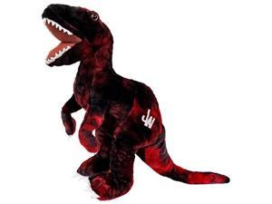 "Jurassic World 11"" Plush Red Raptor"