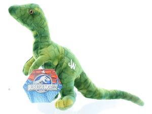 "Jurassic World 7"" Plush Green Raptor"