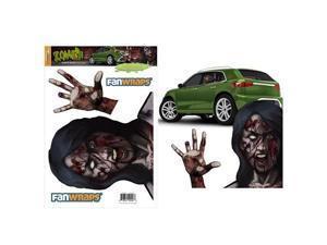 Fanwraps Zombie Window Buddies Decal Sick Suzie