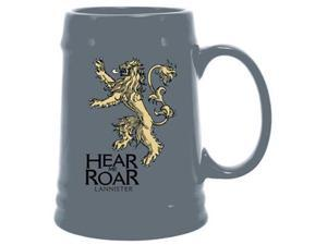 Game Of Thrones Ceramic Stein: Lannister House Sigil