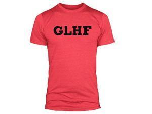 League Of Legends GLHF Premium Adult T-Shirt XX-Large