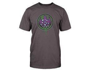 League Of Legends Baron Nashor Face Premium Adult T-Shirt X-Large
