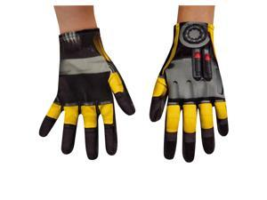 Age Of Extinction Transformers Bumblebee Child Costume Gloves