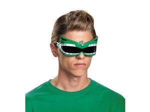 Power Rangers Green Ranger Glasses One Size
