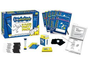 Telestrations 12 Player Game Party Pack