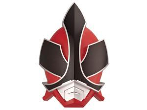 Power Rangers Red Ranger Adult 1/4 Mask One Size
