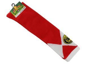 Power Rangers Juniors Knee High Socks Red Ranger