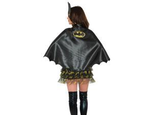 DC Comics Batgirl Costume Cape Adult One Size