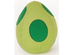 "Super Mario Brothers 10"" Green Egg Plush"