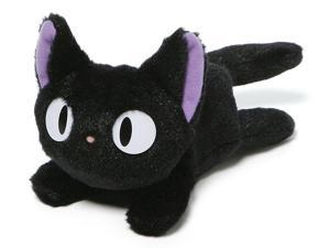 "Kikis Delivery Service Jiji The Cat 6.5"" Bean Bag Plush"