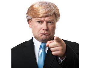 Trump Billionaire Adult Costume Wig