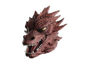 Lord of the Rings Smaug Masterpiece Costume Mask Adult One Size