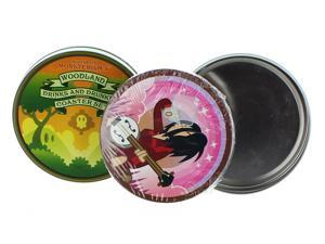 """Pete Fowler's """"Woodland Drinks And Drunkers"""" 4-Piece Coaster Set"""