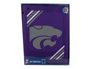 Kansas State University Wildcats NCAA iPad Soft Silcone Tablet Case