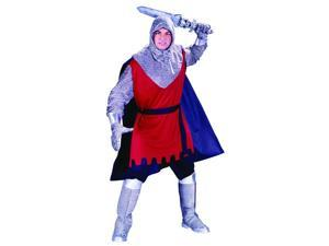 Medieval Knight Costume Adult Standard