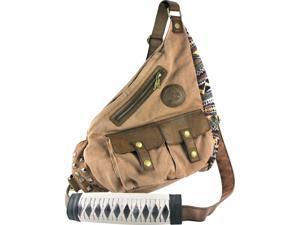 Messenger Bag - The Walking Dead - Michonne's New Toys Licensed TWD-L103