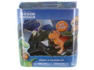 Disney's The Good Dinosaur Mini Figure 2-Pack: Ramsey & Thunderclap