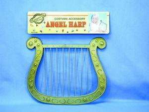 Angel Harp Costume Accessory