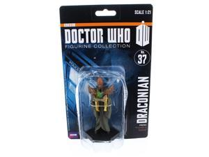 "Doctor Who 4"" Collectible Figure: Draconinan From ""Frontier In Space"""
