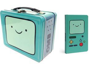 Adventure Time BMO Tin Tote & Mini Journal Gift Set Convention Exclusive