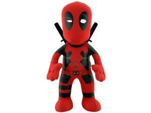 "Marvel 10"" Plush Doll: Deadpool with Swords Bleacher Creature"