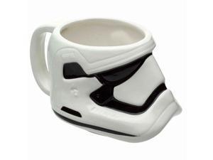 Star Wars: The Force Awakens Stormtrooper Sculpted Ceramic Mug