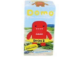 "Domo 2"" Qee Mystery Mini Figure: Series 2 Blind Box (SDCC Exclusive)"
