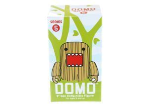 "Domo 2"" Qee Mystery Mini Figure: Series 5 Blind Box Case Of 15"