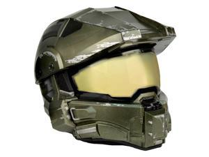 Halo Master Chief Motorcycle Helmet Large