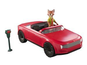 Disney Zootopia Vehicle Nick Wilde's Convertible