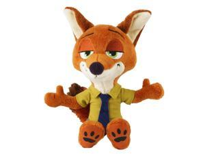 "Disney Zootopia 7.5"" Plush Nick Wilde"